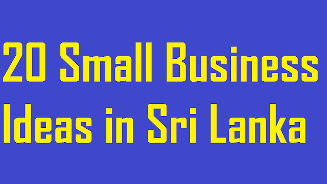 business of Sri Lanka