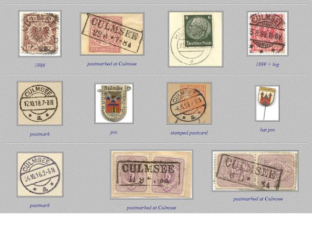 postmarks Culmsee