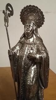 Santa Gertrudis. Parròquia de Santa Maria de la Geltrú