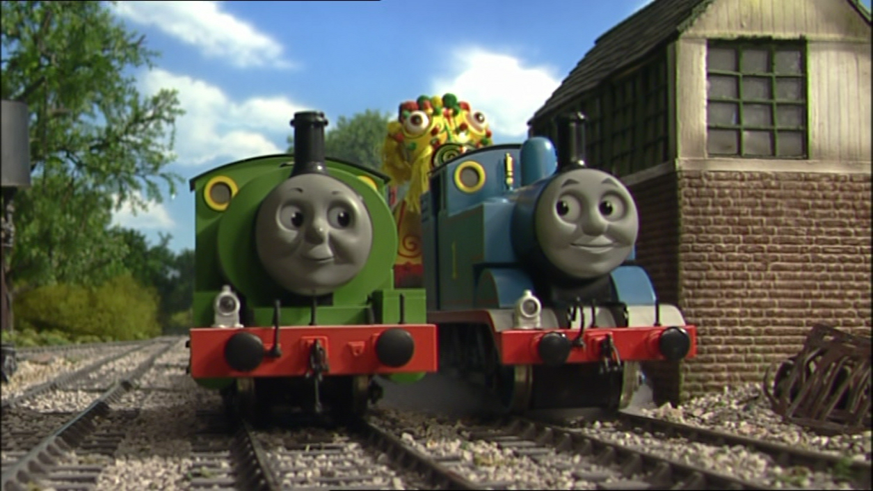 The Railfan Brony Blog: Thomas and Friends Season 10: Poll ...