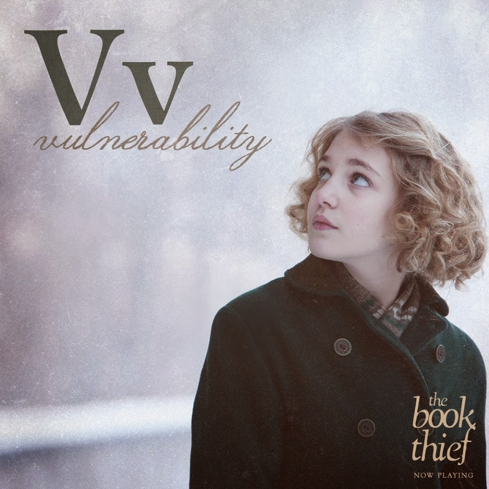the book thief letters v vulnerability