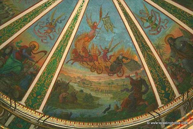 Monasterio de Stella Maris, Haifa, Lugares Sagrados Cristianos