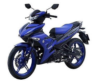 New Yamaha MX King atau Exciter 150