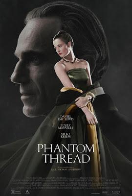 Phantom Thread [2017] [NTSC/DVDR- Custom HD] Ingles, Español Latino