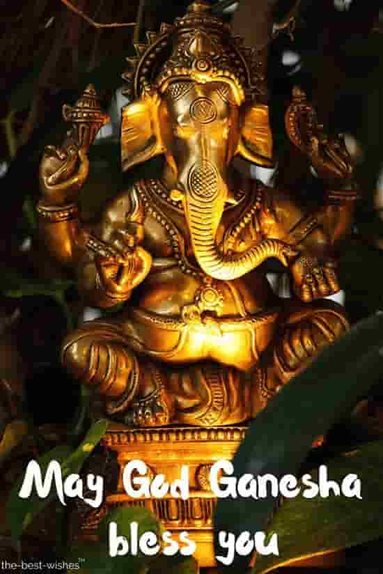 good morning images with god ganpati