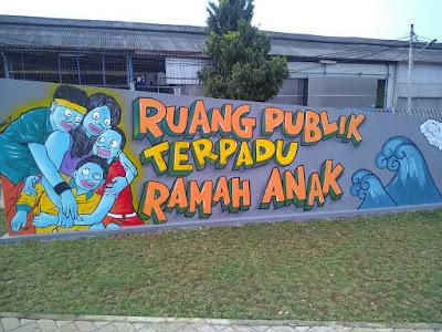 ruang publik terpadu ramah anak