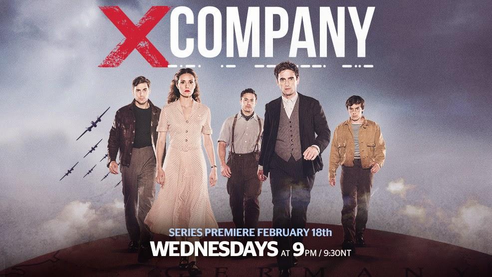 X Company (2015-) ταινιες online seires oipeirates greek subs