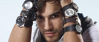 Tips Menggunakan Jam Tangan Yang Baik Bagi Pria