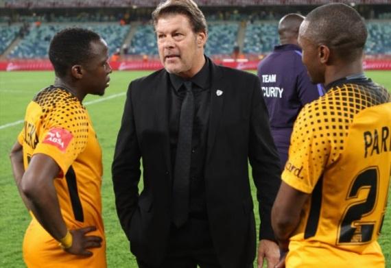 Chiefs haven't spoken to Eymael