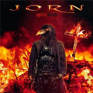"""Ο δίσκος του Jorn """"Spirit Black"""""""