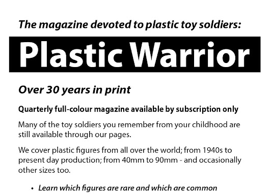 Plastic Warrior Magazine