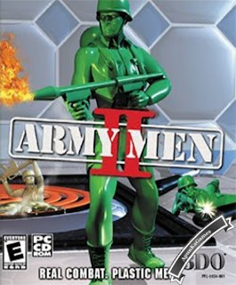 Army Men 2 Cover, Poster