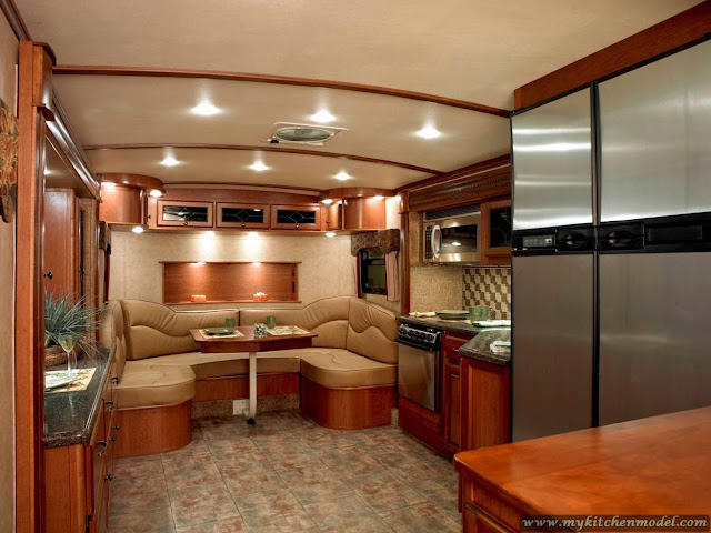 Front Kitchen 5Th Wheel