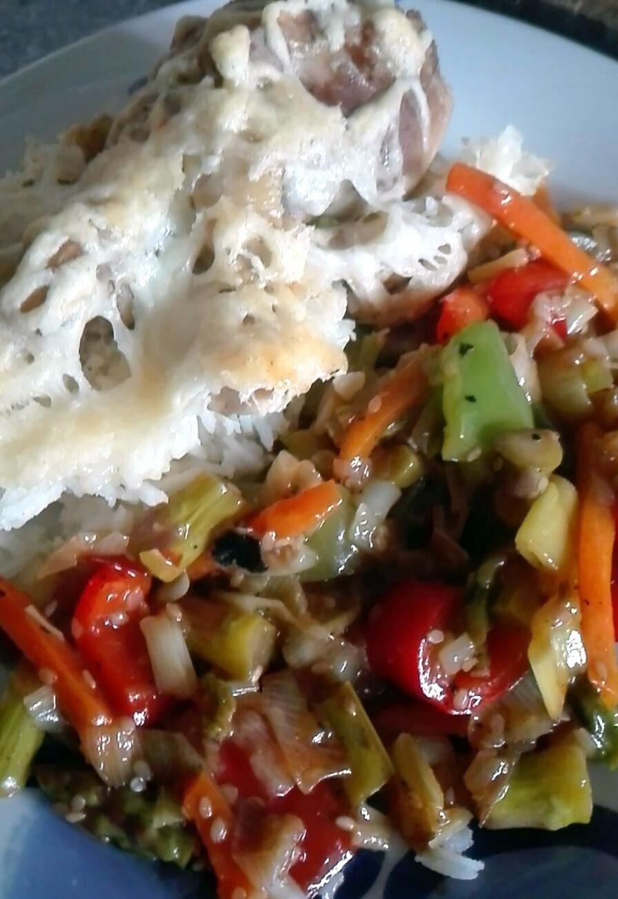 cocina con loli arroz con pollo gratinado y verduras On cocina con loli