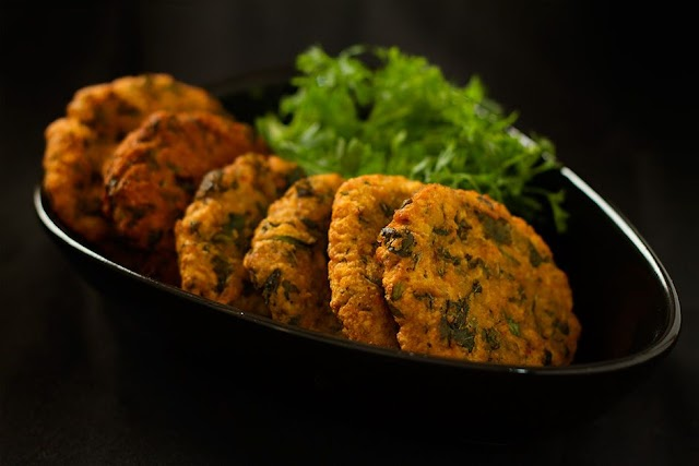 Vegetable Fritters Asian Recipe