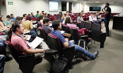 Seminário sobre Fluorescência e Difração de raios-X portáteis atrai empresas do Brasil e exterior
