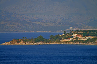 Kassiopi. Corfu. Greece. Кассиопи. Корфу. Греция
