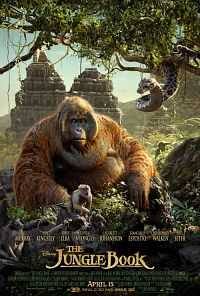 The Jungle Book (2016) Hindi Dubbed DVDScr 700MB