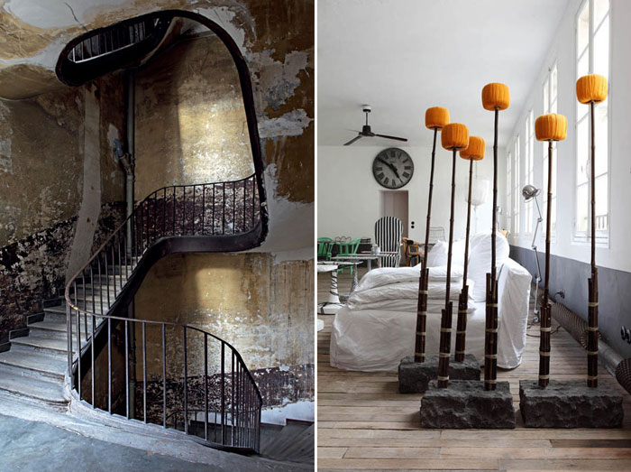 Nest Of Pearls Paris Apartment Dreaming With Paola Navone