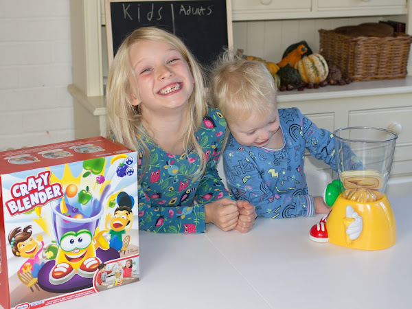 Little Tikes Games Night: Crazy Blender and Hot Hoops Review