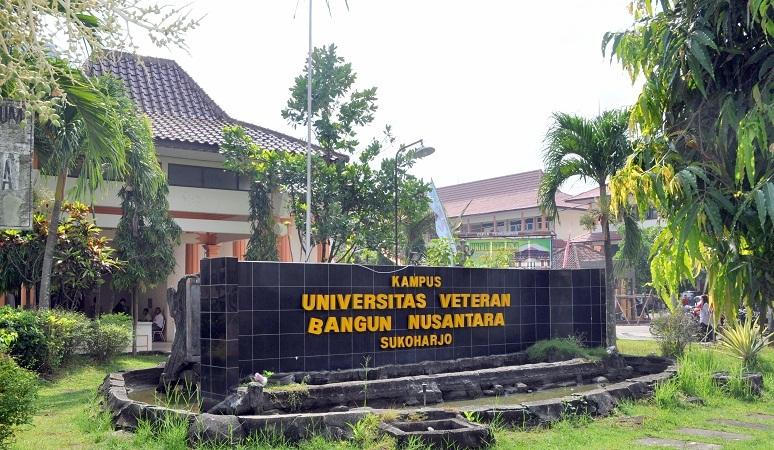 PENERIMAAN MAHASISWA BARU (UNIVET) UNIVERSITAS VETERAN BANGUN NUSANTARA