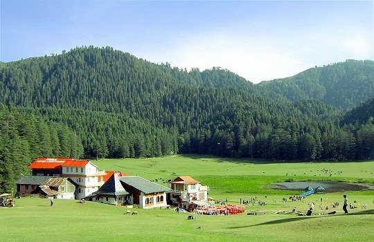khajjiar ground mini switzerland
