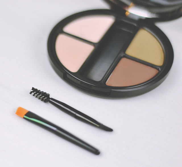 Soap & Glory Archery Brow Bar Review Brushes