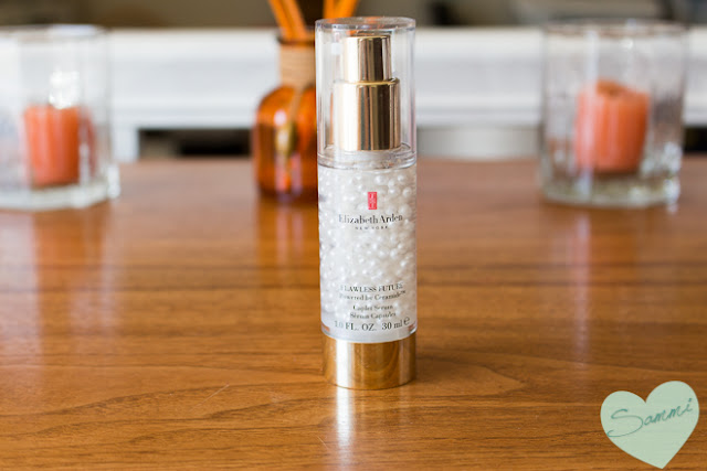 The Power of Two: Elizabeth Arden Skincare Review: Superstart Skin Renewal Booster and Flawless Future Powered by Ceramide Caplet Serum