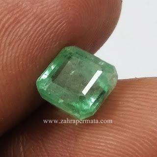 Batu Permata Zamrud Colombia - ZP 1172
