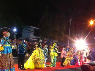 Belasan Daerah Adu Kreativitas di Parade Batik Season 5