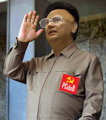 O Judiciário vem perdendo calado, sua autoridade perante o autoritarismo comunista!!!