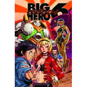 The Last Reel: Marvel/Disney Will Do A Big Hero 6 Animated Film