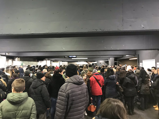 San Giovanni: il lungo cammino tra la Metro C e la Metro A