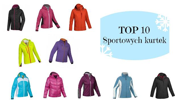 TOP 10 sportowych kurtek