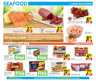 Save on Foods Flyer March 16 - 22, 2018