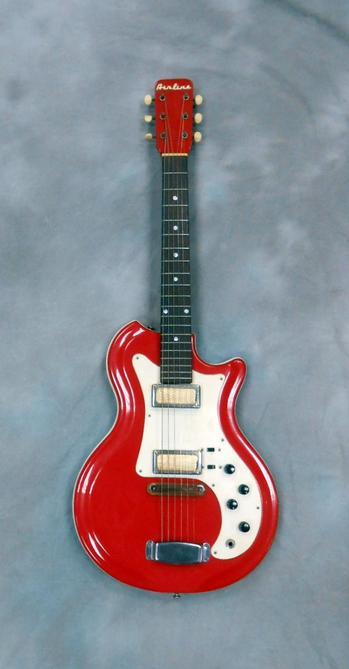 craigslist vintage guitar hunt 1960 39 s airline resoglass electric at gc in portage mi for 599. Black Bedroom Furniture Sets. Home Design Ideas