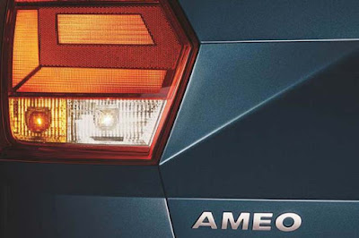 Volkswagen Ameo rear tail light