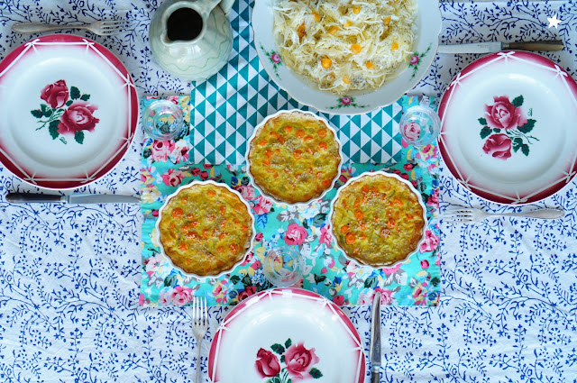 quiches fenouil carotte coco salade chou kumquat veggie lactosefree