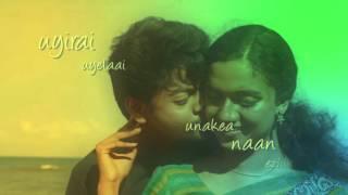 Kadhal Kolluthadi – Ennul Aayiram _ Lyric Video _ Najim Arshad, Mridula Warrier _ Na.Muthukumar