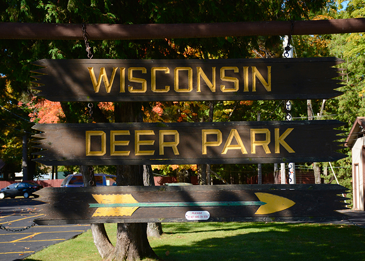 Wisconsin Deer Park, Wisconsin Dells | My Darling Days