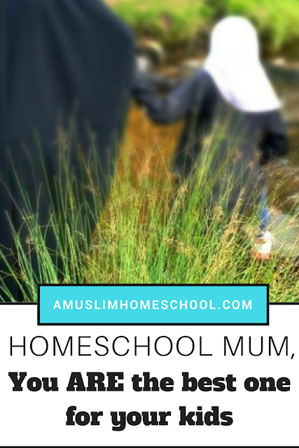 Homeschool Mum, you are the best one for this job