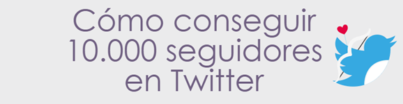 Twitter, Redes Sociales, Social Media, Marketing Digital, 10.000, Seguidores, Followers,