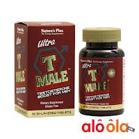 Ultra T Male - Thức tỉnh bản lĩnh đàn ông