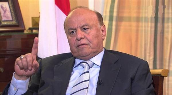 الرئيس هادي يصدر قرارا جمهورياً بتعيين قائد عسكري في منصب رفيع بالجيش اليمني