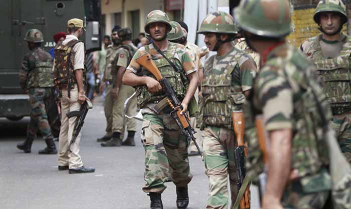 Tentara India
