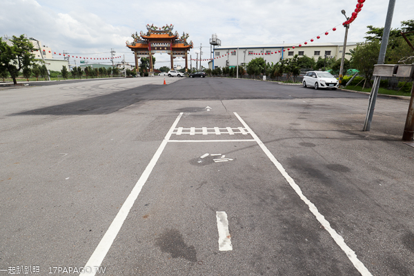 台中霧峰|福新宮|機車考照練習場|每週三還有南北勢夜市