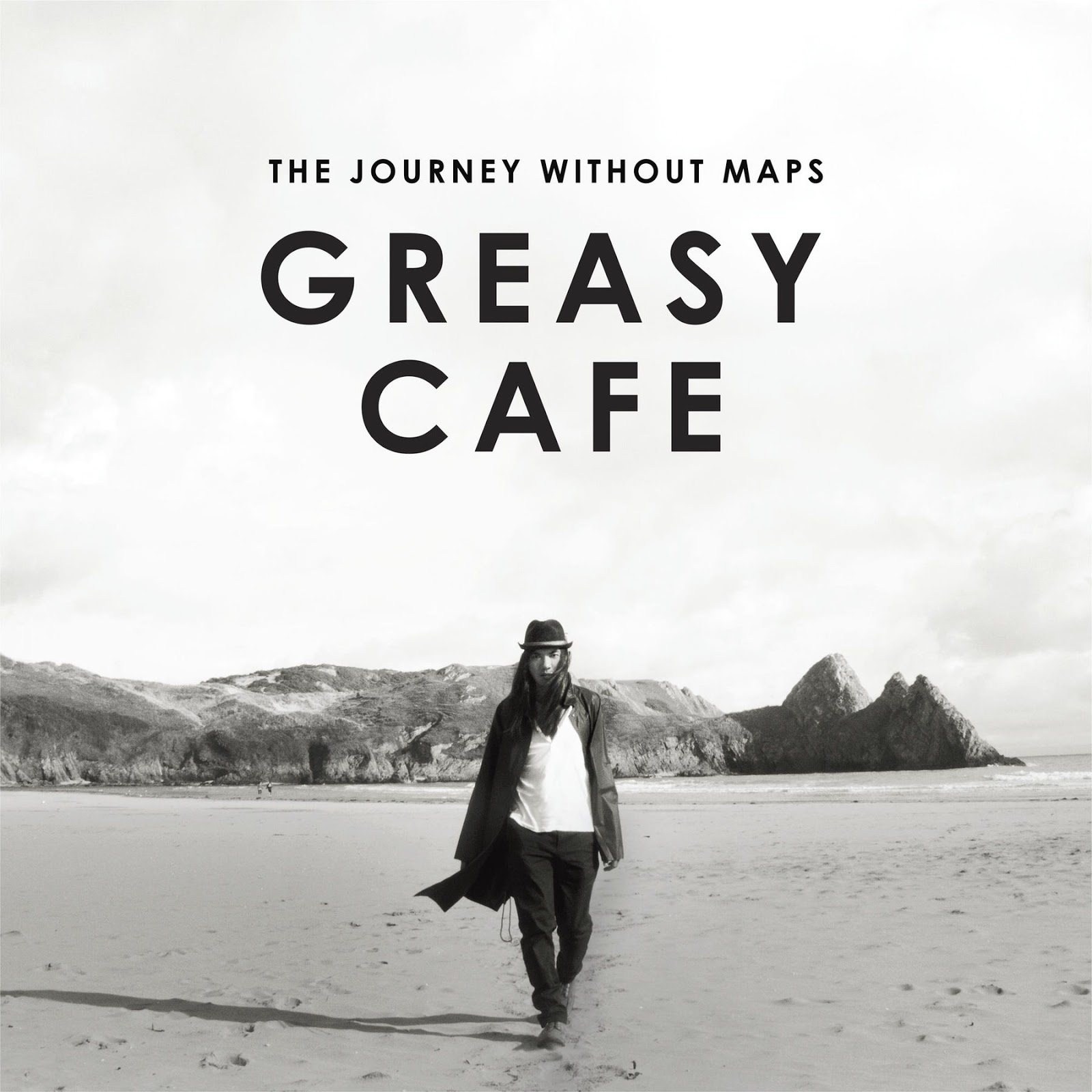 The Journey Without Maps : Greasy Cafe