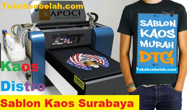 7 Website Tempat Sablon Kaos Berkualitas Bagus Di Surabaya | Informasi Internet