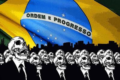 Cinismo brasileiro: ministro garante segurança da Olimpíada; já a do nosso povo  que se dane