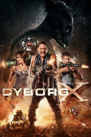 Poster Cyborg X 2016
